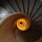 Treppen aufwärts