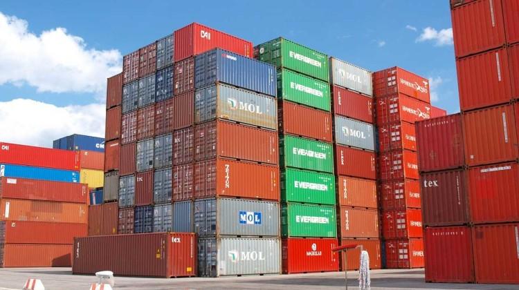 Standardisiert, Farbig und Schnell. Container sind wie Mappei