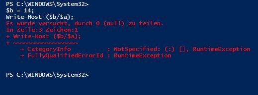 script-fehler